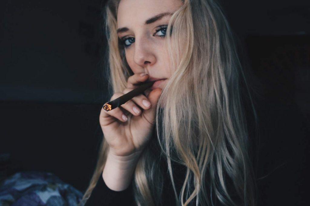 weed smoking music