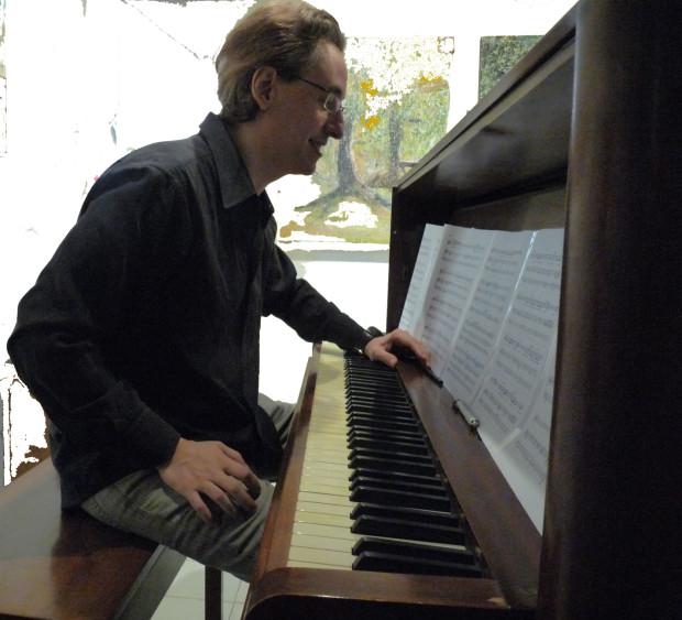 Venezuelan Composer
